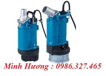 máy bơm nước thải tsurumi KTZ